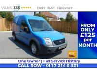 Ford Transit Connect F/S/H REAR RACKING HAND WASH SIDE DOOR CLEAN VAN