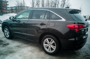 Acura RDX 2014 Tech Package  A1 condition