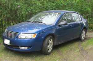 2006 Saturn ION Sedan - As is