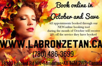 25% Off ALL Beauty Services !!