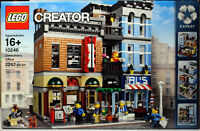 NEW LEGO CREATOR SET 10246 - DETECTIVE'S OFFICE - 2262 PIECES -