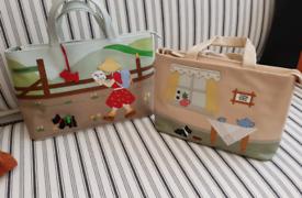 Two Radley Signature Handbags