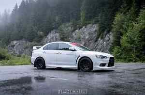 Mint 2014 Mitsubishi Evolution X