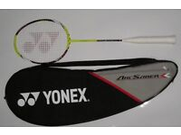 Nearly New Yonex Arcsaber Badminton Racket Good Mid-range for Beginners & Improvers