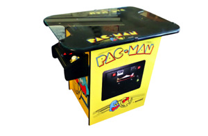 60-1  Cocktail Table Arcade Games...