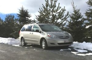 2007 Toyota Sienna LE for Sale