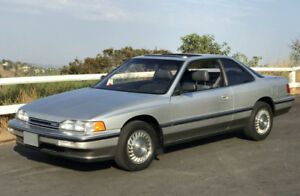 Looking for Acura Legend 88-90 coupe, standard for project car