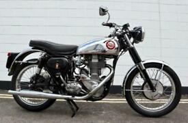 1957 BSA DB32 Gold Star 350cc - Excellent Condition