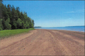 PEI 900' of WATER FRONTAGE!! 7.6 Acres to build your dream home!