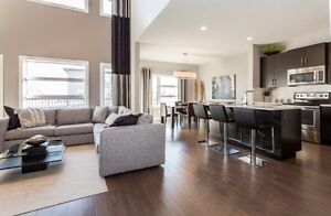 NEW 2032 sq ft 4 BEDROOM BEAUTY WITH DBL ATTACHED--- 487K!!!!! Edmonton Edmonton Area image 2
