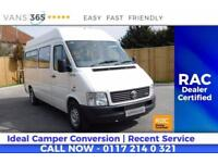 VW LT35 NO VAT MWB VERY CLEAN LT 35 MWB H/R TDI CAMPER CONVERSION..?