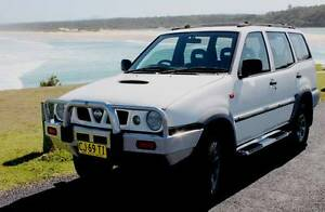 1999 Nissan Terrano II Wagon Toormina Coffs Harbour City Preview