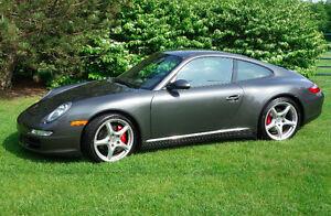 2008 Porsche 911 Carrera 4S Coupe (2 door)