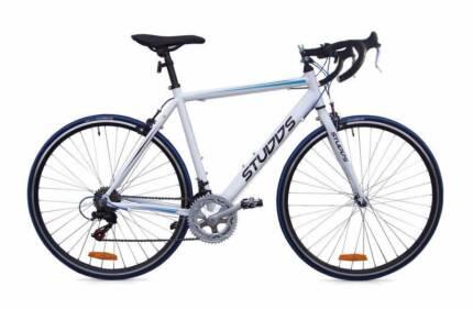 Brand New Studds 100 Alloy Road Bike - Shimano Gearing