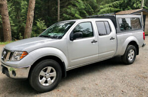 Nissan Frontier 2012 Truck, 4x4 SV