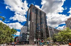 2 Bedroom Apartment Downtown Montreal