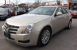 2009 Cadillac CTS4 3.6 AWD**PANORAMIC SUNROOF