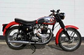 1958 BSA 650cc Road Rocket - Excellent Condition