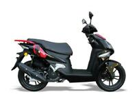 WK TTR 125cc Scooter/Moped Brand New -Learner Legal - Only £49 OTR Charges