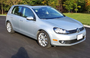 2012 Volkswagen Golf Highline Hatchback