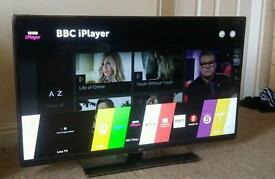 LG 42inch 42LF652V Smart 3D Full HD LED with webOS TV
