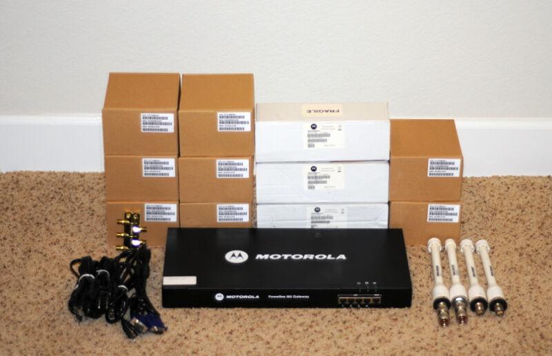 Motorola Powerline MU Starter Kit