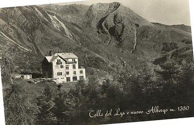 COLLE DEL LYS E NUOVO ALBERGO VIAGGIATA 1950 TORINO