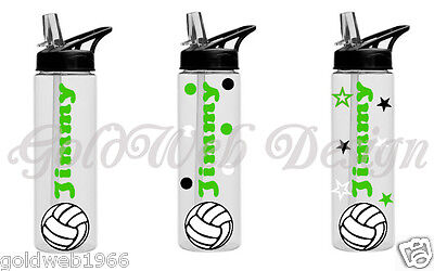 Personalized Sports, Basketball, Football, Soccer, Volleyball Sports Bottle