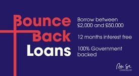 Bounce back loan help