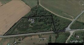 see the vid 10,000 sq Mt of flat Off Grid Secluded Leisure Land for sale in Brittany France. £32,990