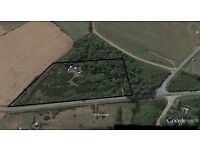 see the vid 10,000 sq Mt of flat Off Grid Secluded Leisure Land for sale in Brittany France. £34,990