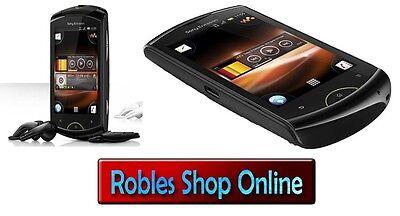 Sony Ericsson WT19i Live with Walkman (Ohne Simlock) WLAN 3G GPS 5MP TOP OVP comprar usado  Enviando para Brazil
