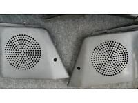 Escort rs turbo S2/XR3i speaker covers