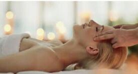 Experienced female Swedish massage therapist