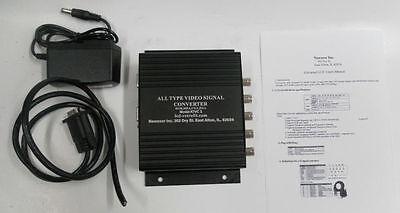 Xvga Box Hp-8924 Hp-8920 To Vga Industrial Converter