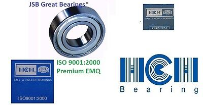 Qty.10 10,20,50,100pcs 6203-2RS-C3 17x40x12mm EMQ Bearing Z2V2 ABEC 3