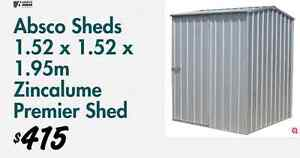 Outdoor shed for sale Craigieburn Hume Area Preview