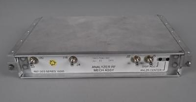 Ifr Aeroflex 1600s Service Monitor Part Analyzer Rf Mech Assembly