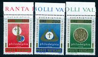 Vaticano 1976: Congresso Eucaristico Serie Completa Bordo Di Foglio (b) -  - ebay.it