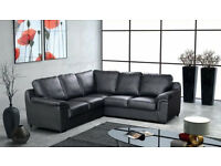 AMY LEATHER & FABRIC ***3+2 SEAT SETS & CORNER SOFAS***AVAILABLE IN 4 COLOURS