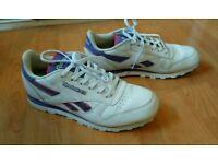 Reebok Classic Vintage Trainers Sneaker UK 5.5