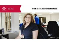 'Get Into' Administration FREE course for young people (AGED 16-30)