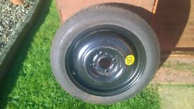 Ford space saver 125/80/15