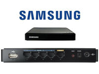 SAMSUNG WIRELESS N ROUTER CY-SWR1100 FOR SMART TV'S - NEW and Boxed