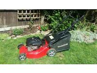 Mountfield Self Drive Petrol Mower. Electric Start