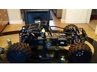 30.5 cc rc truck 1:5 scale