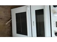 Hotpoint electric double oven build-in