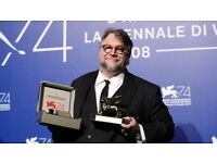 The Shape of Water - Del Toro - London Film Festival red carpet gala Premiere x 2 tickets