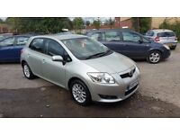 TOYOTA AURIS T3 VVT-I 1598cc 5 dr Hatchback, MANUAL**FULL TOYOTA HISTORY**PERFECT ENGINE & GEARBOX**