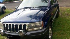 Jeep Grand Cherokee - backpacker ready Rockdale Rockdale Area Preview